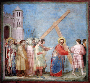 The Fourth Sorrowful Mystery – The Carrying of the Cross