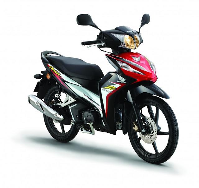 Honda Wave Dash Fi Limited 2017 Di Lancarkan, Harga Dari RM5,775.94
