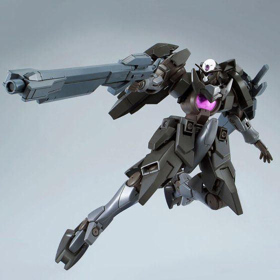 P-Bandai: HG 1/144 GN-X IV [Commander] - Release Info - Gundam Kits Collection News and Reviews