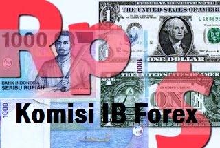 Komisi IB Forex
