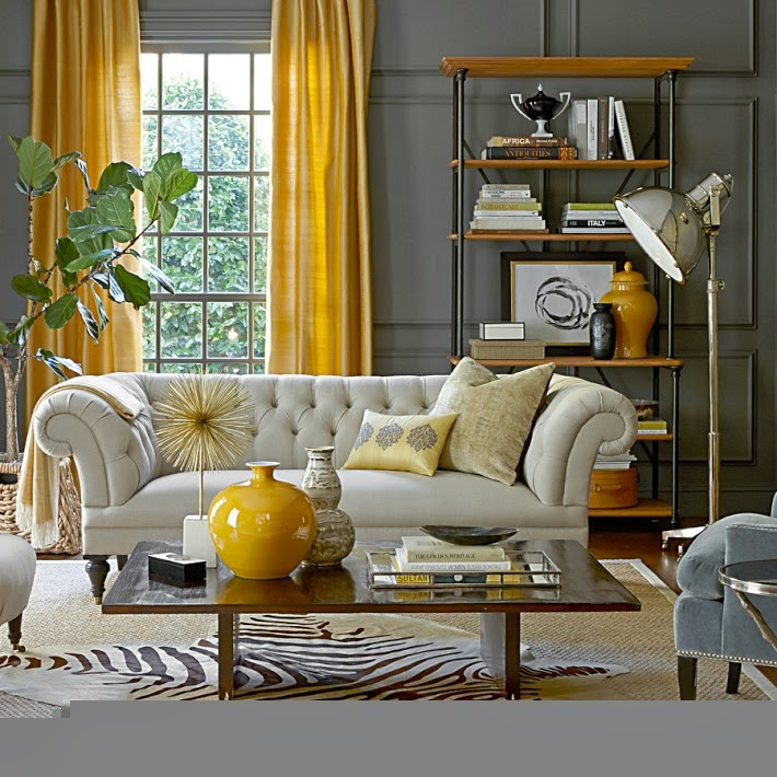 Trendy Home Decorating Ideas: Historic Homes And Rural Retreats: Decorating Trends For 2014