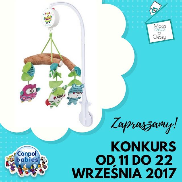 Konkurs Jesienny - wygraj karuzelę od Canpol Babies