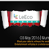 LeEco may launch its Content service and VR Headset in India on May 3rd.