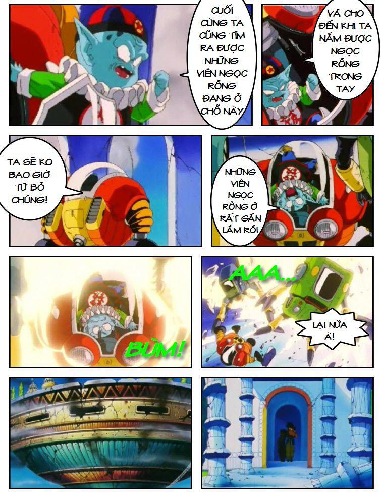 Dragon Ball GT chap 1 - Trang 13