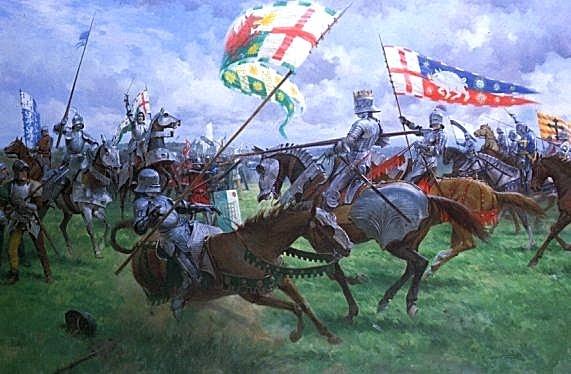 Guerra das Duas Rosas (Reino Unido, 1453-1485)