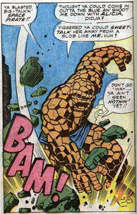 Fantastic Four 55 Lee Kirby