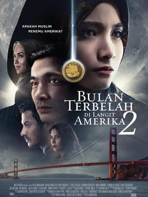 Download Film Indonesia Bulan Terbelah Di Langit Amerika 2 (2016) WEBDL