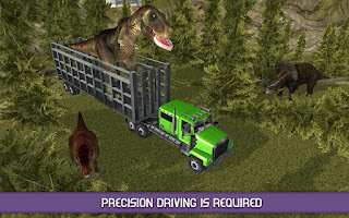 Download Game Angry Dinosaur Zoo Transport – Money Mod Apk