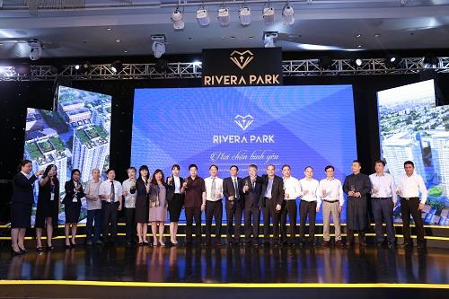 Lễ ra mắt Rivera Park