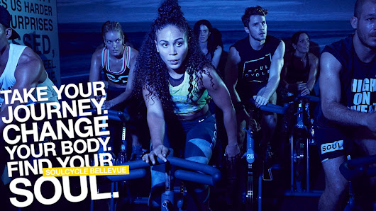 SoulCycle is now open in Bellevue