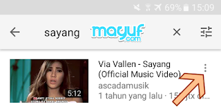 Cara Mengatasi Gagal Simpan/Save/Download Offline YouTube