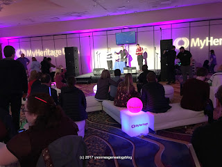 RootsTech 2017 MyHeritageDNA After-Party