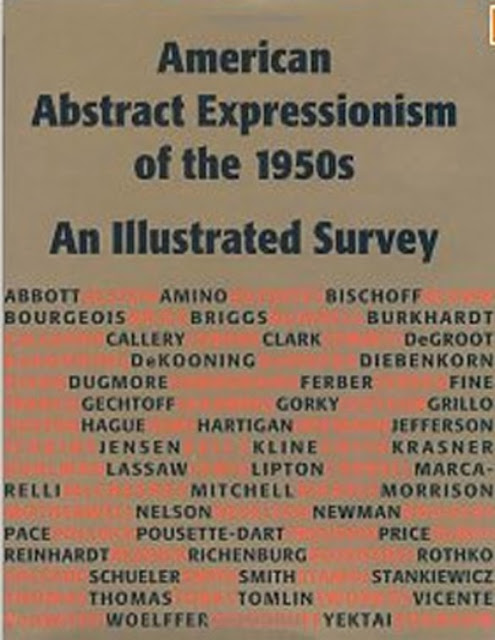 American Abstract Expressionism of the 1950s