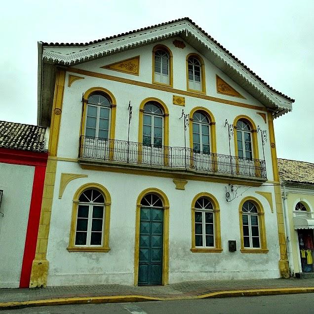 Centro Cultural em Biguaçu