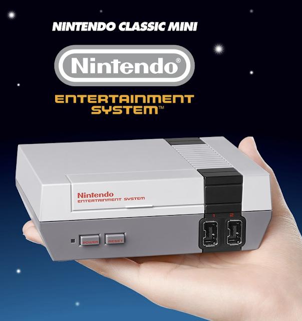 NES Mini volverá a venderse este 29 de junio