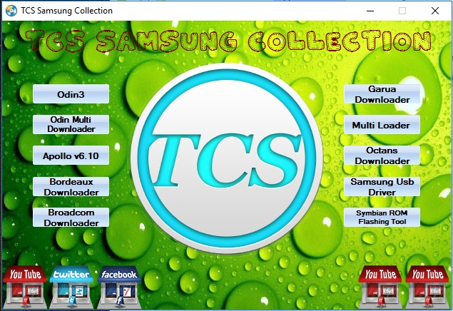 TCS Samsung Tool Collection Free Download