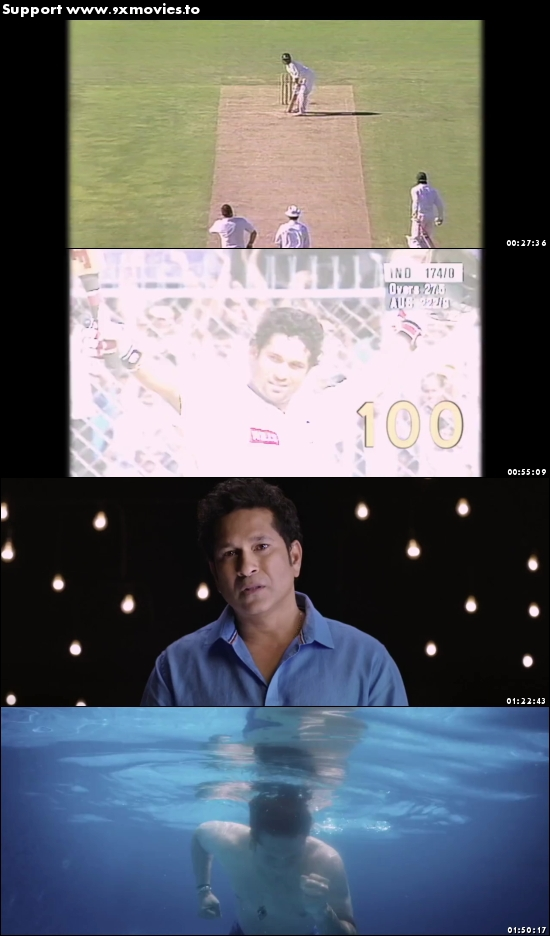 Sachin A Billion Dreams 2017 Hindi 720p HDRip 999mb