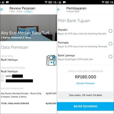 Airy Rooms App : Solusi Hotel Murah Untuk Liburan Anda dan Keluarga