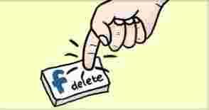 hapus status foto facebook sekaligus