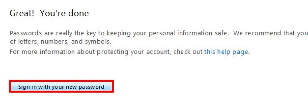 شرح بالصور رفع الحظر عن حسابك في بريد الهوتميل