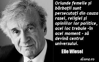 Citate Elie Wiesel