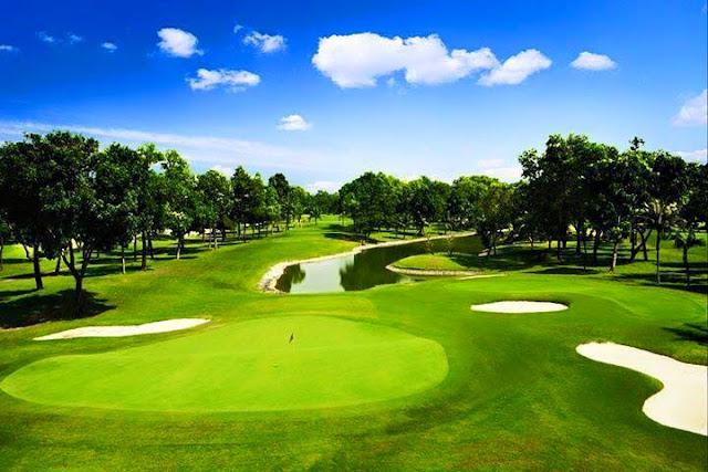 sân golf phượng hoàng