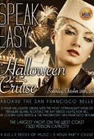 Speakeasy SF Halloween Party Cruise Tickets