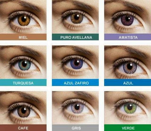 Lentes de Contacto Color