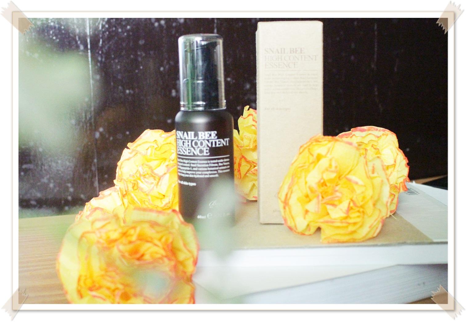 Essence Untuk Bruntusan Benton Snail Bee High Content 5 Gram