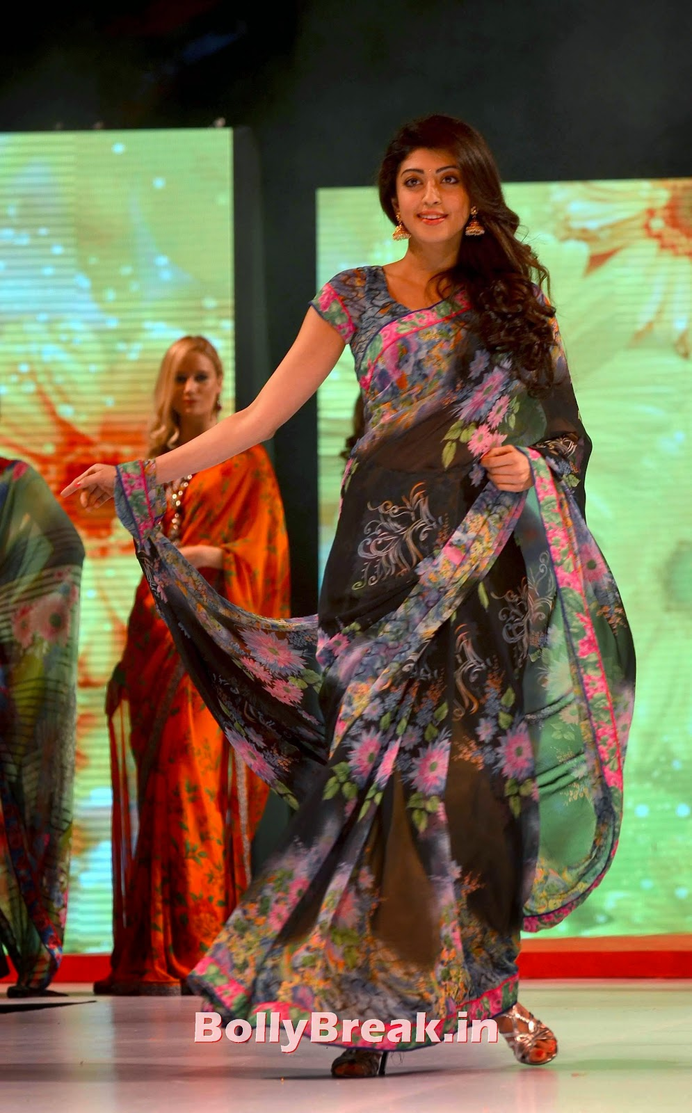 , Praneetha Latest Photos at Fashion Thrills Fashion Show