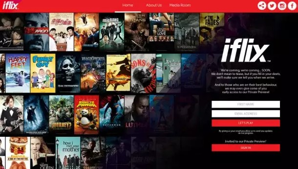 Iflix Indosat Streaming Film