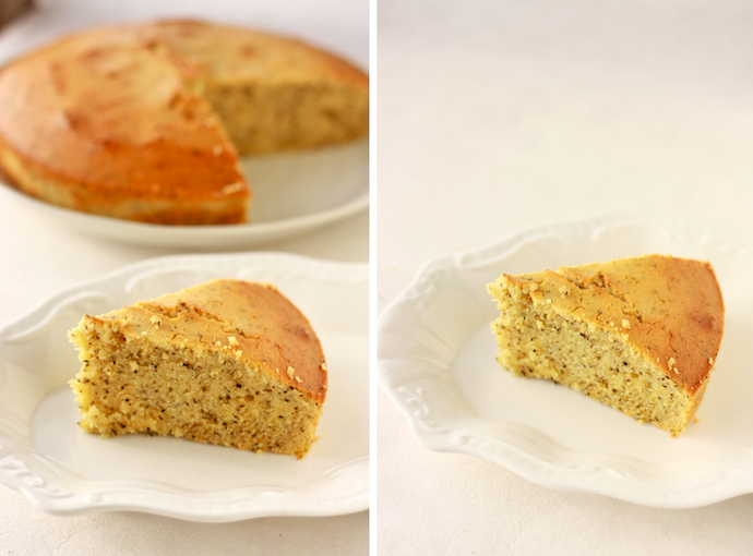 vanilla earl grey cake recipe