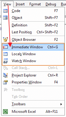 Cara Menampilkan Immediate Window, Locals Windows dan Watch Window