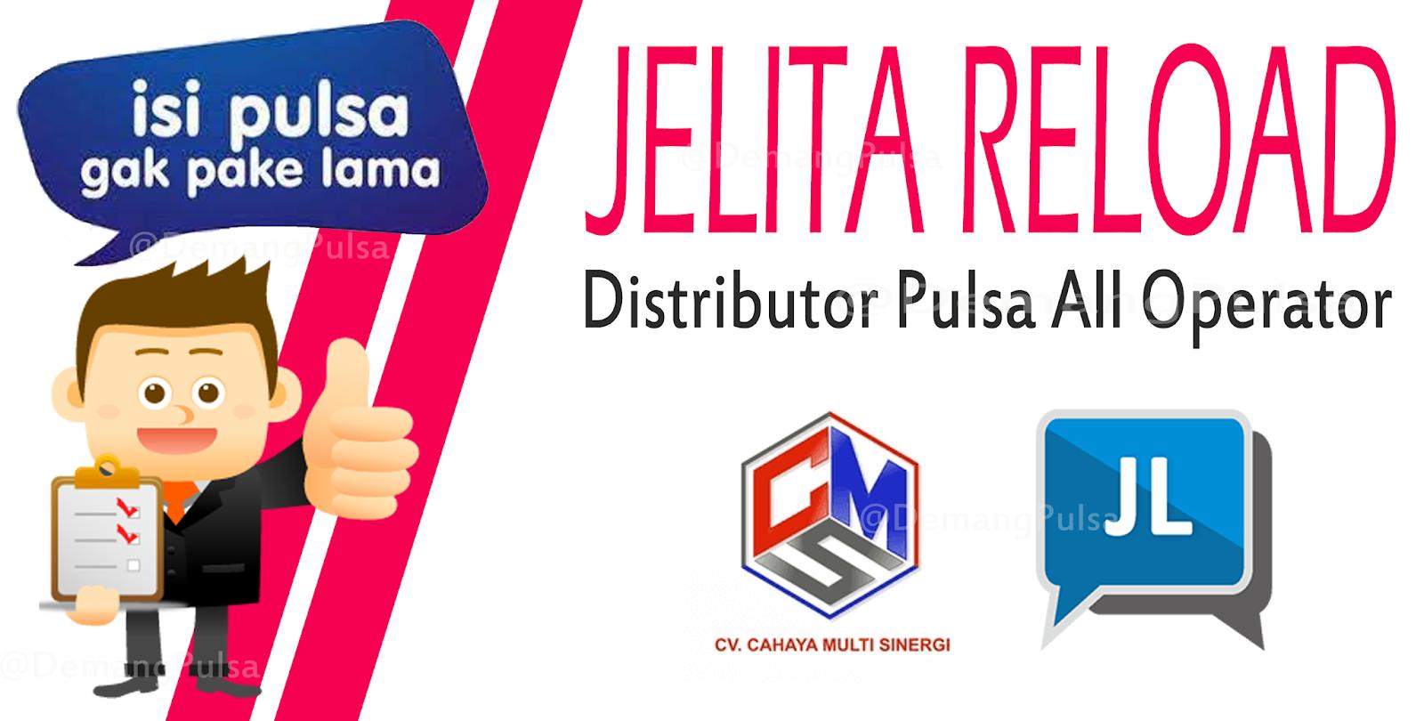 Jelita Pulsa Murah Magetan