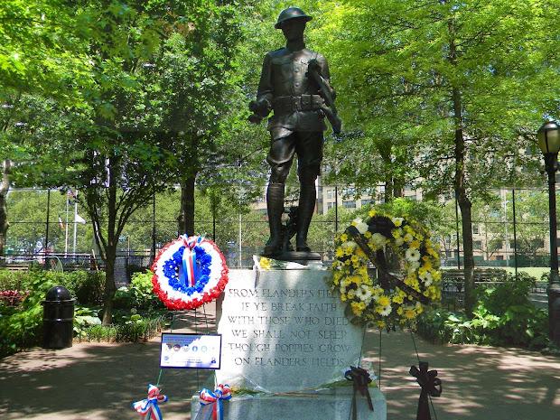 In Flanders Fields Memorial Clip Art Public Domain