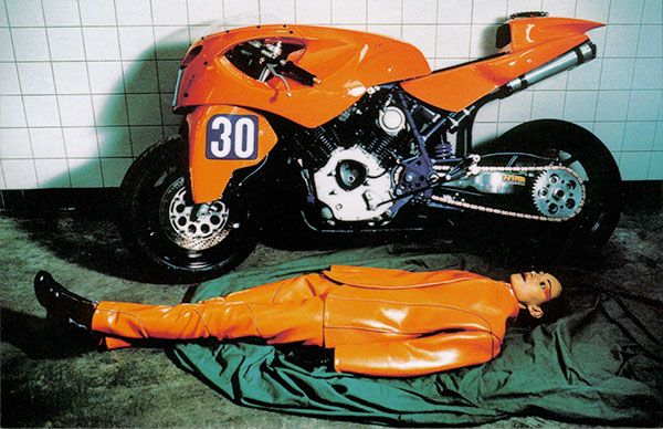 Yamaha XV920 FC leRoy Bott Racer 1994