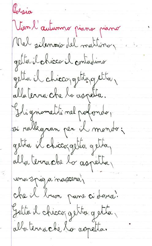 Populaire Studiamando liberamente: Didattica d'autunno 2014: racconti  YQ82