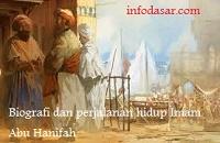 Biografi dan Perjalanan Hidup Imam Abu Hanifah