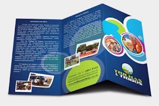 Media Cetak (Leaflet)