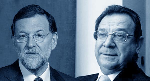 Rajoy y Mantilla