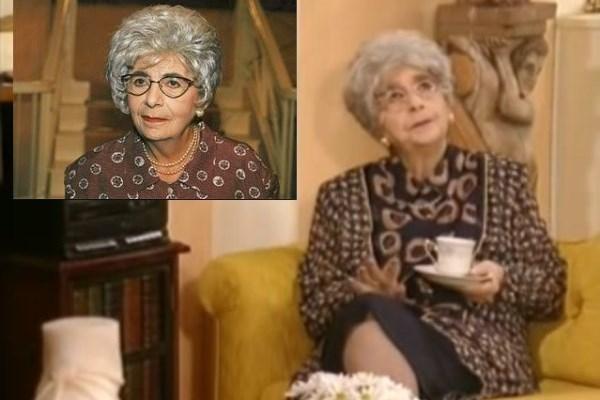 Η γιαγιά του «Ντόλτσε Βίτα», Μαρία Φωκά, που καταδικάστηκε σε ισόβια για κατασκοπεία