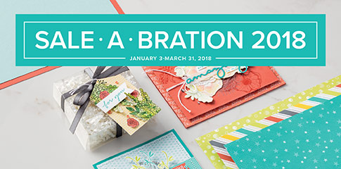 Sale-A-Bration Specials