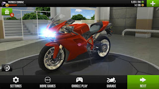 Traffic Rider v1.0 Mod Apk (Unlimited Money)