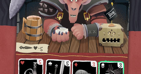 Apps do iPhone: Card Crawl