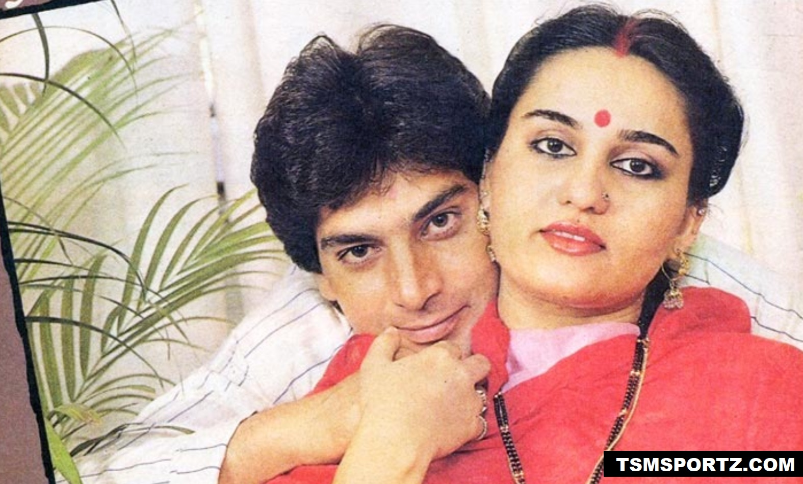 Mohsin Khan Pakistani cricketer married Reena Roy in 1983