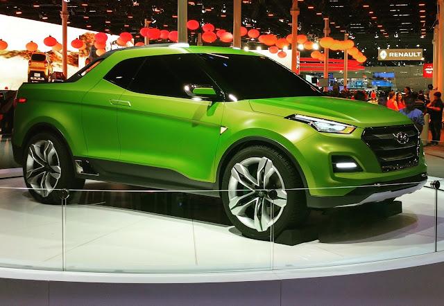 Hyundai afirma que é necessário uma picape