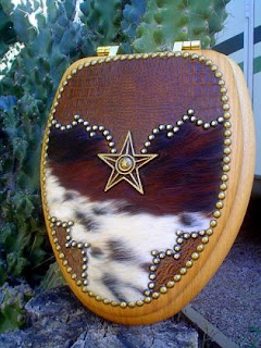 Your Western Decor Western Decorative Toilet Seats And