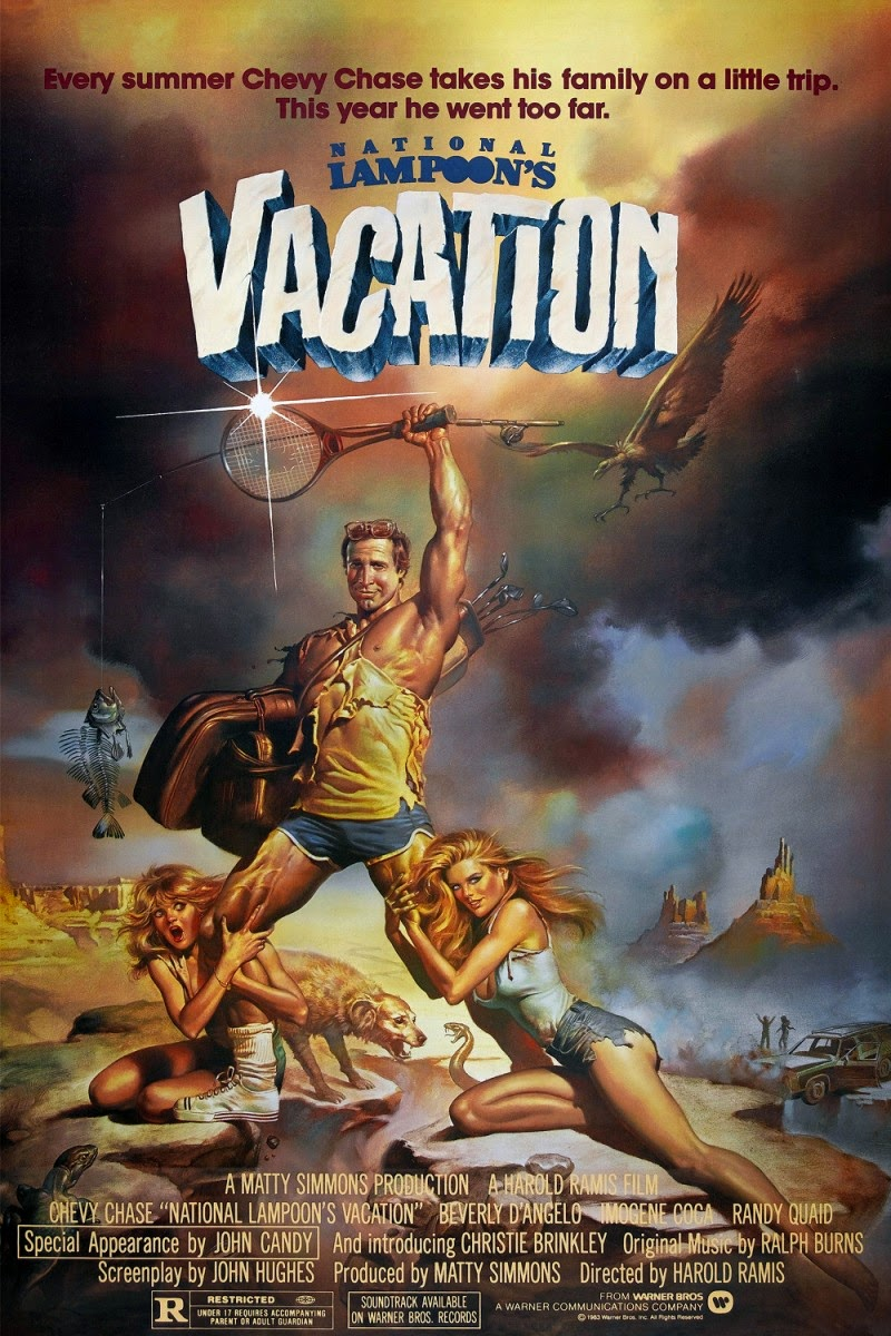 """Movie Review: """"National Lampoon's Vacation"""" (1983)"""