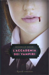 cover richelle mead