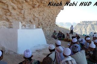 KISAH NABI HUD A.S